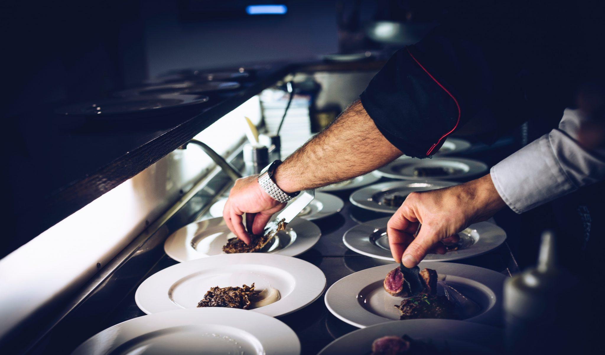 Taufer Restaurant cucina